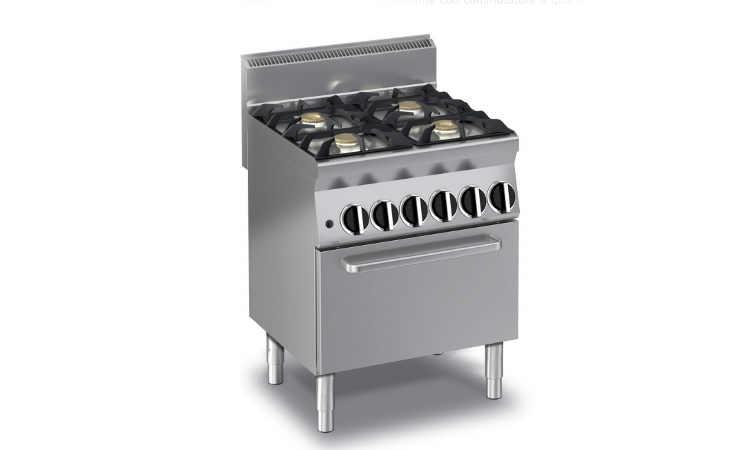 ECG64EV cucina professionale forno elettrico ventilato