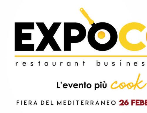 EXPOCOOK 2019, la più grande fiera del restaurant business del sud Italia