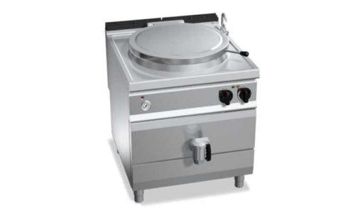 G9P10D, pentola gas riscaldamento diretto 100 l