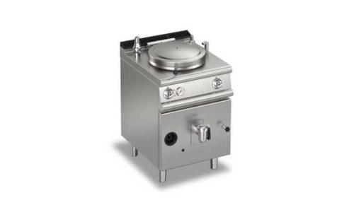 70NP/GI650, pentola a gas riscaldamento indiretto 50 lt