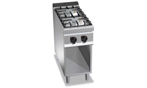G9F2MPW, cucina a gas 2 fuochi su vano