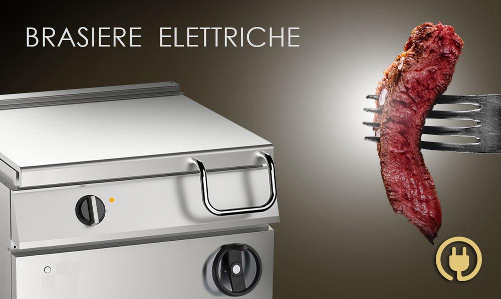 Brasiere elettriche