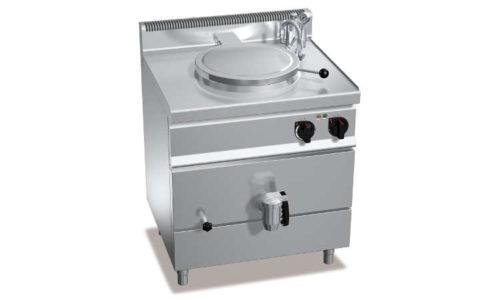 E7PI, pentola elettrica a riscaldamento indiretto