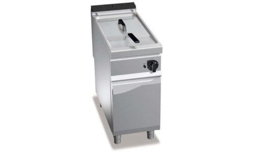 E9F18-4M, friggitrice elettrica 18 litri su vano