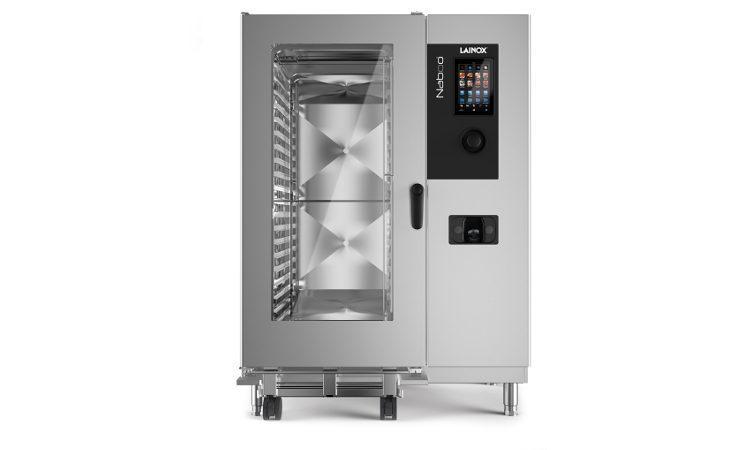 NAEB202R, forno ristorante a convenzione 20 X 2/1 GN – 40 X 1/1 G