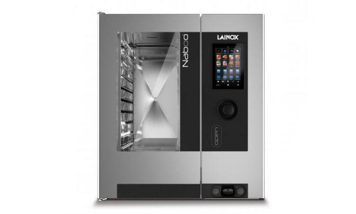 NAEB101R, forno a convenzione gastronomia/ristorazione 10 X 1/1 GN