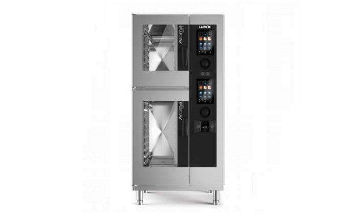 AREN144R, forno pasticceria elettrico 6 X 600X400 + 8 X 600X400