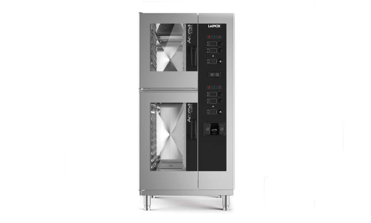 ARES144R, forno pasticceria elettrico 6 X 600X400 + 8 X 600X400