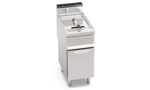 GL15M, friggitrice a gas 15 l su vano