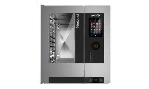 NAGB101R, forno a convenzione a gas con boiler 10 X 1/1 GN