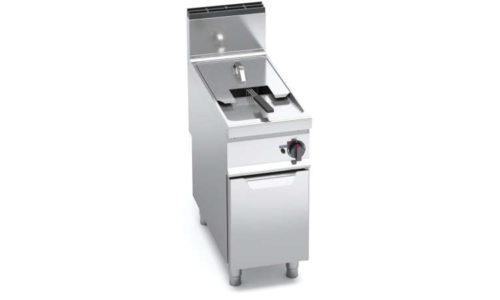 9GL18MI, friggitrice a gas indiretta 18 litri su vano