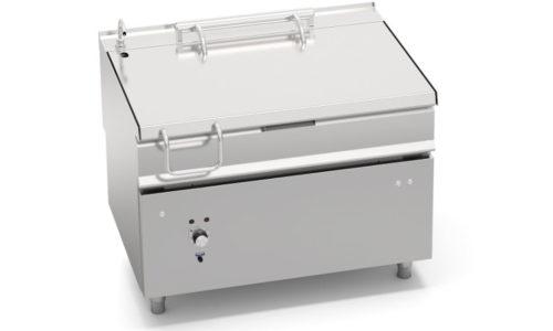 SE9BR12/I+RM+CDP, brasiera ribaltabile elettrica 120 litri