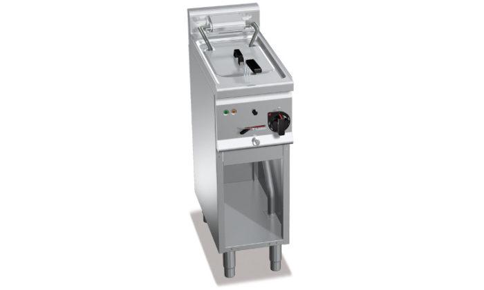 E6F10-3MS, friggitrice elettrica 10 l su vano