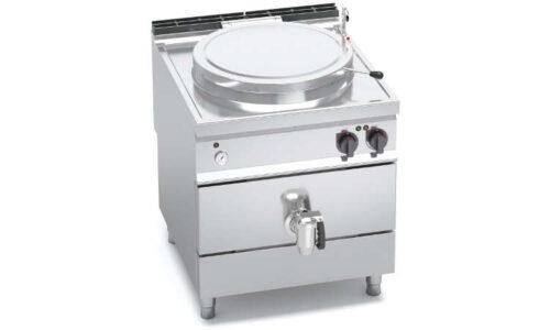 E9P15IA, pentola elettrica riscaldamento indiretto 150 L