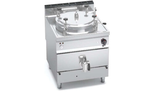 G9P10IA, pentola a gas riscaldamento indiretto 100 l