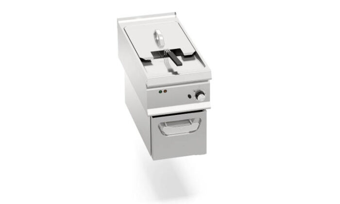 LXE9F18-4, friggitrice elettrica 18 l