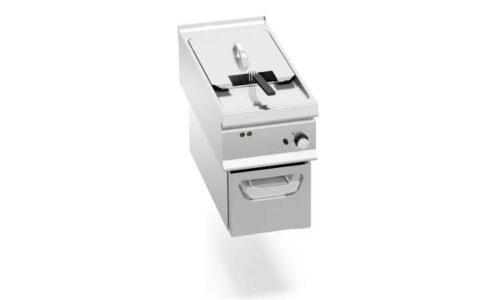 LXE9F22-4S, friggitrice elettrica 18 l