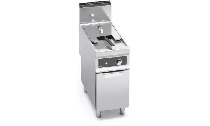 9GL18MI-BF, friggitrice a gas indiretta 18 litri