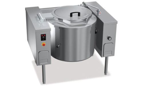 9P15IRV, pentola ribaltabile riscaldamento indiretto vapore 150 l