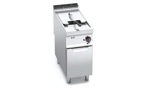 E9F22-4MS, friggitrice elettrica 22 litri su vano