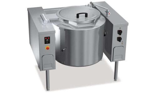 E9P10IR, pentola el. ribaltabile riscaldamento indiretto 100 l