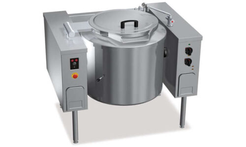 E9P15IR, pentola el. ribaltabile riscaldamento indiretto 150 l