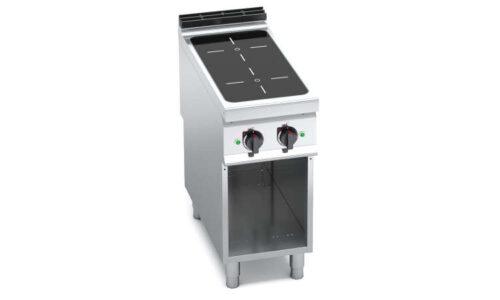 E9P2M/IND, cucina ad induzione 2 zone su vano