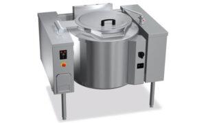 G9P10DR, pentola gas ribaltabile riscaldamento diretto 100 l
