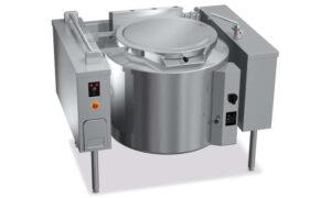 G9P20IR, pentola gas ribaltabile riscaldamento indiretto 200 l